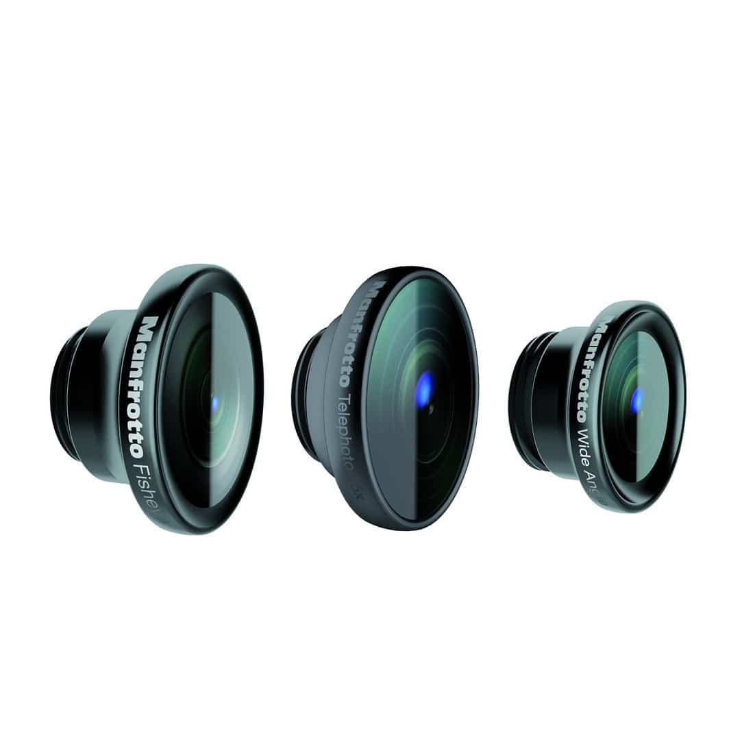 manfrotto lenses